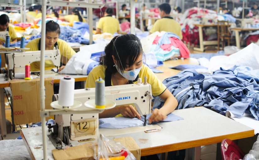 Effects of the Coronavirus Pandemic on Garment Workers